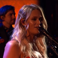 VIDEO: Miranda Lambert Performs 'Tequila Does' on THE LATE SHOW WITH STEPHEN COLBERT