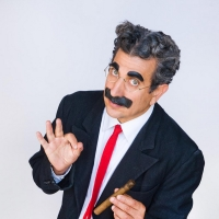 Frank Ferrante Brings His Acclaimed Portrayal Of Groucho Marx To MPAC Photo