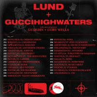 Cory Wells Announces Tour with Lund & Guccihighwaters