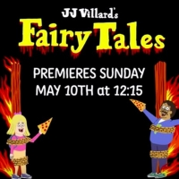VIDEO: Adult Swim Debuts First Trailer for JJ VILLARD'S FAIRY TALES Photo
