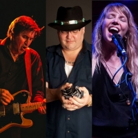 Newly Formed Pike & Sutton Team Up With Blues Traveler's John Popper for 'New Year's Photo