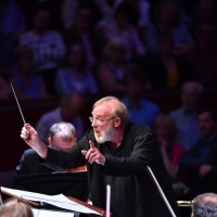 BWW Review: PROM 35: ENIGMA VARIATIONS, Royal Albert Hall Photo