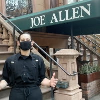 VIDEO: Take a Tour of Joe Allen Restaurant's Newly Implemented Safety Measures Photo