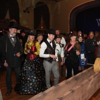 Carnevale Vergennes Presents FASHION IS ART AND YOU ARE THE CANVAS