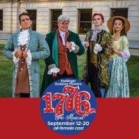 Civic Theatre Presents An All-Female Production of 1776 Photo