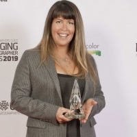 The ICG Honored Patty Jenkins With Inaugural Distinguished Filmmaker Award At Emergin Photo