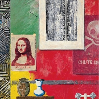 Tickets Now Available For Jasper Johns Retrospective At Whitney Museum Photo