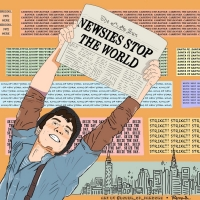Check Out Artwork From the BroadwayWorld Remix Newsies Challenge! Photo