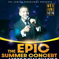 The Epic Summer Concert With Mordechai Shapiro Will Be Performed at The Levitt Pavilion Th Photo