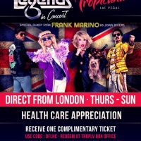 Legends In Concert Honors Health Care Workers Offering Complimentary Ticket Offer With Val Photo