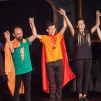 MY KID'S A SUPERHERO Comes to The Courtyard Playhouse