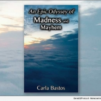 Virtualbookworm Publishing Inc. Announces AN EPIC ODYSSEY OF MADNESS AND MAYHEM Photo