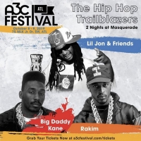 Lil Jon & Friends, Rakim and Big Daddy Kane Announced for A3C Music Festival
