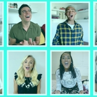 VIDEO: Millie O'Connell, Sophie Isaacs, and More Sing 'Flat 15B' From HALLS Photo