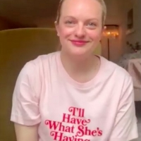 VIDEO: Elisabeth Moss Announces Today's AFI Movie Club Pick WHEN HARRY MET SALLY Photo