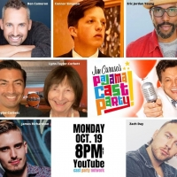 BWW Previews: October 19th JIM CARUSO'S PAJAMA CAST PARTY Overflowing With Guests Photo