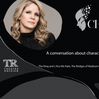 Kelli O'Hara Joins Theatre Raleigh's Monthly Virtual Show CHARACTER BUILDING Photo