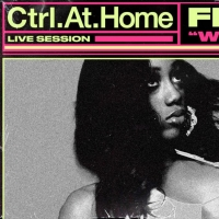 Flo Milli Featured on Vevo Series Ctrl.At.Home Photo