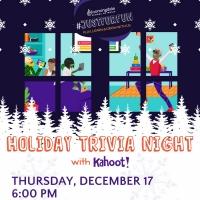 Bloomingdale School Of Music Virtual Holiday Trivia Night Photo