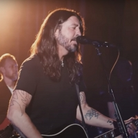 VIDEO: Foo Fighters Perform 'Waiting on a War' on THE LATE LATE SHOW Photo