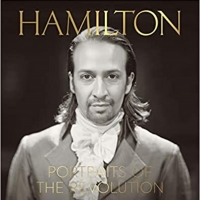 New and Upcoming Book and Music Releases For the Week of April 6 - HAMILTON Book, CAM Photo
