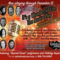 Ophelia's Jump Presents IT'S A WONDERFUL LIFE: THE RADIO PLAY