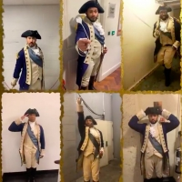 VIDEO: The Six George Washingtons of HAMILTON Strike a Pose