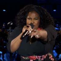 VIDEO: Amber Riley Sings 'Defying Gravity' in New Clip From WICKED IN CONCERT Photo