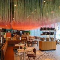EATALY NYC DOWNTOWN Becomes A Vibrant World of Color Photo