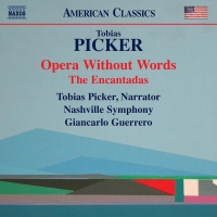 Naxos to Release Tobias Picker's 'Opera Without Words' and 'The Encantadas' Performed Photo
