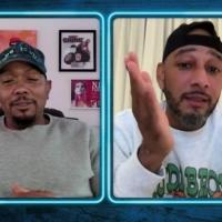 VIDEO: Swizz Beatz & Timbaland Talk Digital Beat Battle on THE TONIGHT SHOW Photo