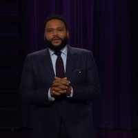 VIDEO: Watch Anthony Anderson's Monologue From THE LATE LATE SHOW
