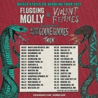 Flogging Molly & Violent Femmes Announce Co-Headline Tour Dates Photo