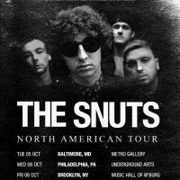 The Snuts Announce Fall US Headline Tour Photo