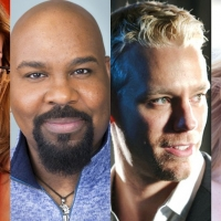 Ana Gasteyer, James Monroe Iglehart, Adam Pascal, and Kerry Butler Join THE SETH CONCERT S Photo