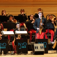 Carnegie Hall's National Youth Jazz Orchestra To Make Debut Tour To South Africa