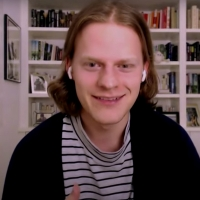 VIDEO: Lucas Hedges Talks About His Movie Mom Michelle Pfeiffer on JIMMY KIMMEL LIVE! Photo