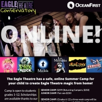 The Eagle Theatre Offers Online Theatre Camp for Young Performers Photo
