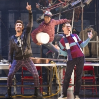 Photos: Get A First Look At The New Cast Of RENT On Tour Photo