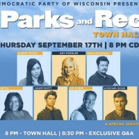 PARKS AND RECREATION Cast Members Will Reunite For Virtual Town Hall Event For the De Photo