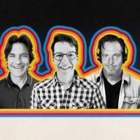 Jason Bateman, Sean Hayes, & Will Arnett To Take 'SmartLess' Podcast On Tour Photo