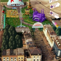 New Summer Festival Playground London Wonderground Comes to Earls Court This Summer Photo