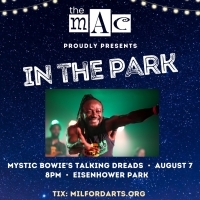 Mystic Bowie's Talking Dreads is Coming to MAC in the Park Photo