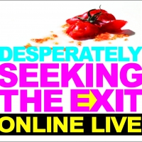 BWW Review: DESPERATELY SEEKING THE EXIT Is A Play Worth Seeking Out Photo