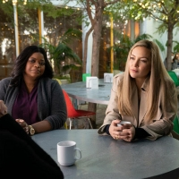 Octavia Spencer and Kate Hudson in Season Two of TRUTH BE TOLD Photo