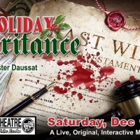 Pocket Sandwich Theatre Presents an Online Mystery That Will Sleigh You! Photo