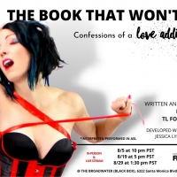 THE BOOK THAT WON'T CLOSE Comes to Broadwater Black Box Next Month Photo