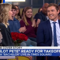 VIDEO: Watch THE BACHELOR's 'Pilot Pete' Interviewed on GOOD MORNING AMERICA Photo