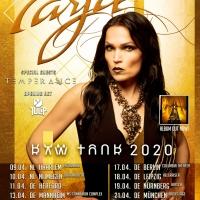 TULIP Announces European Tour with Tarja
