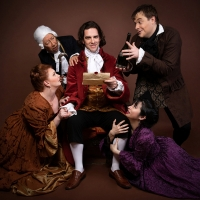 Accessible Opera Company Showcases International Cast In Puccini's Comic Masterpiece